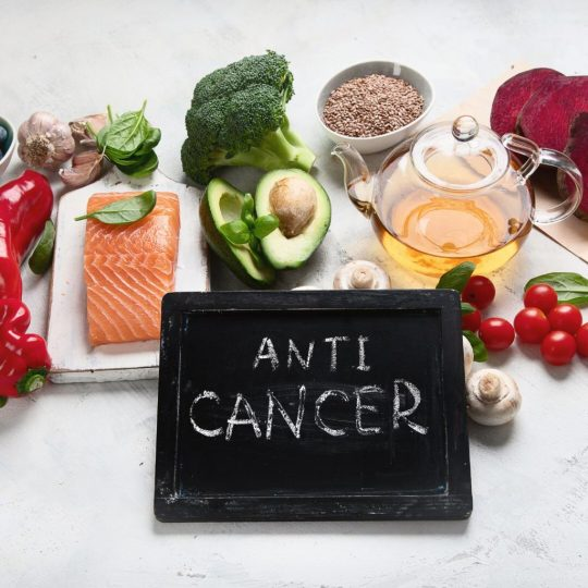 Anti-cancer effects of Spirulina